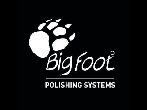 rupes big foot logo