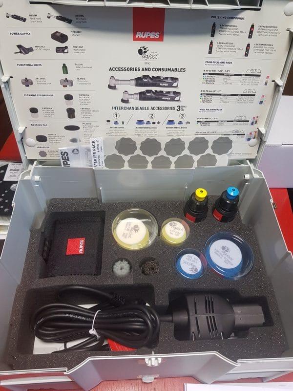 Rupes kit iBrid nano NR81ML